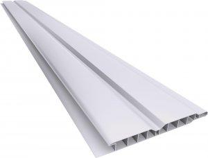 Forro PVC - Canelado Cinza - VT-C3001/10.10