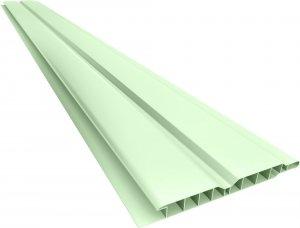 Forro PVC - Canelado Verde - VT-C3004/10.10