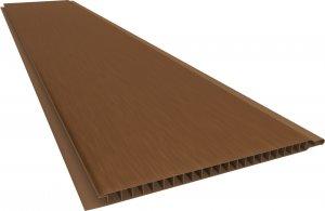 Forro PVC - Texturizado Mogno - VT-LT4007/10.20