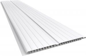 Forro PVC – Gêmini Frisado Branco - VT-GF2000/10.20